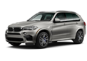 New BMW X5 M in