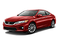 New Honda Accord Coupe in