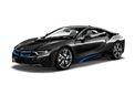 New BMW i8 in