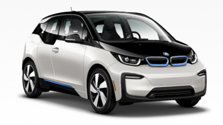 New BMW i3 in