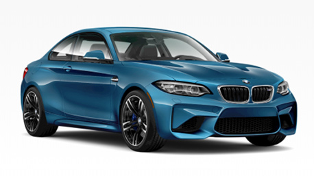 New BMW M2 in