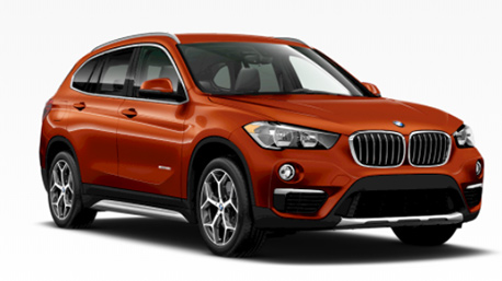 New BMW X1 in