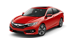 New Honda Civic Sedan in