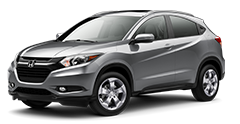 New Honda HR-V in