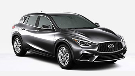 New INFINITI QX30 in