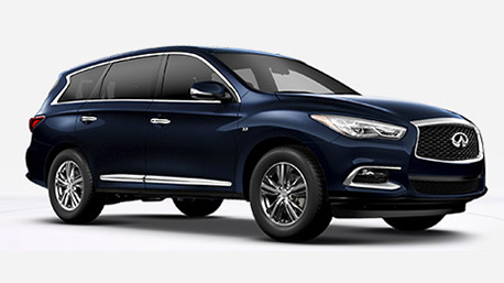 New INFINITI QX60 in