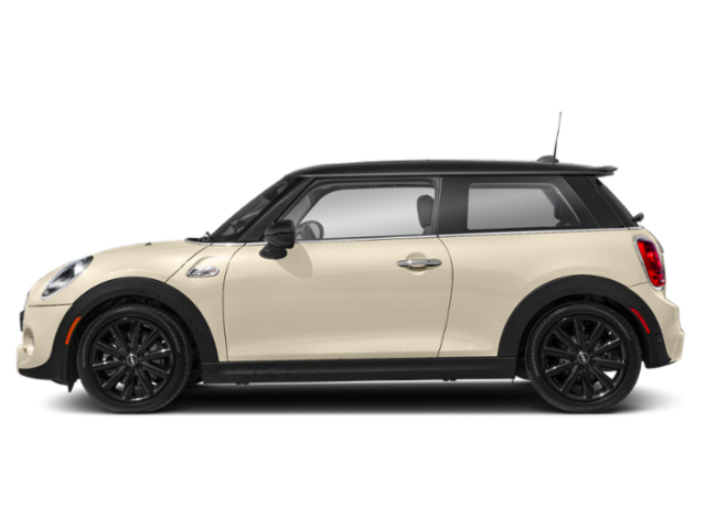 New MINI Cooper S in