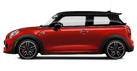 New MINI John Cooper Works in